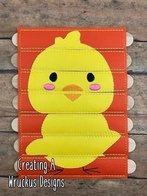 Chick Stick Puzzle