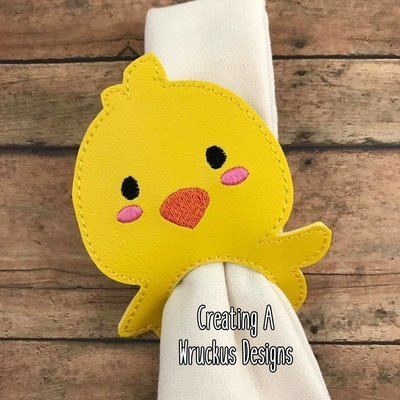 Chick Napkin Ring