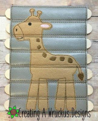 Giraffe Stick Puzzle
