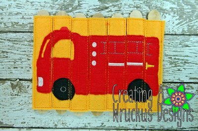 Firetruck Stick Puzzle