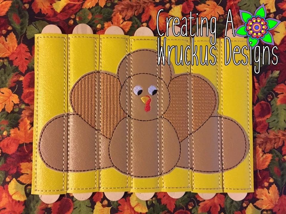 Turkey Stick Puzzle