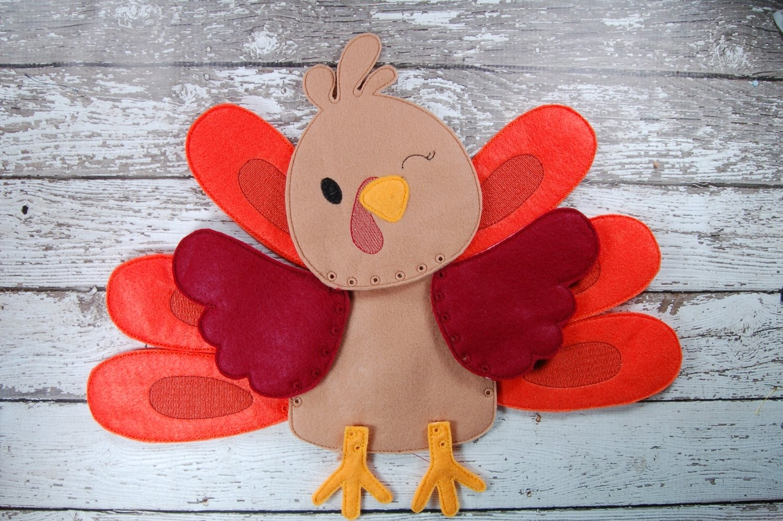 Turkey I Can Sew Set