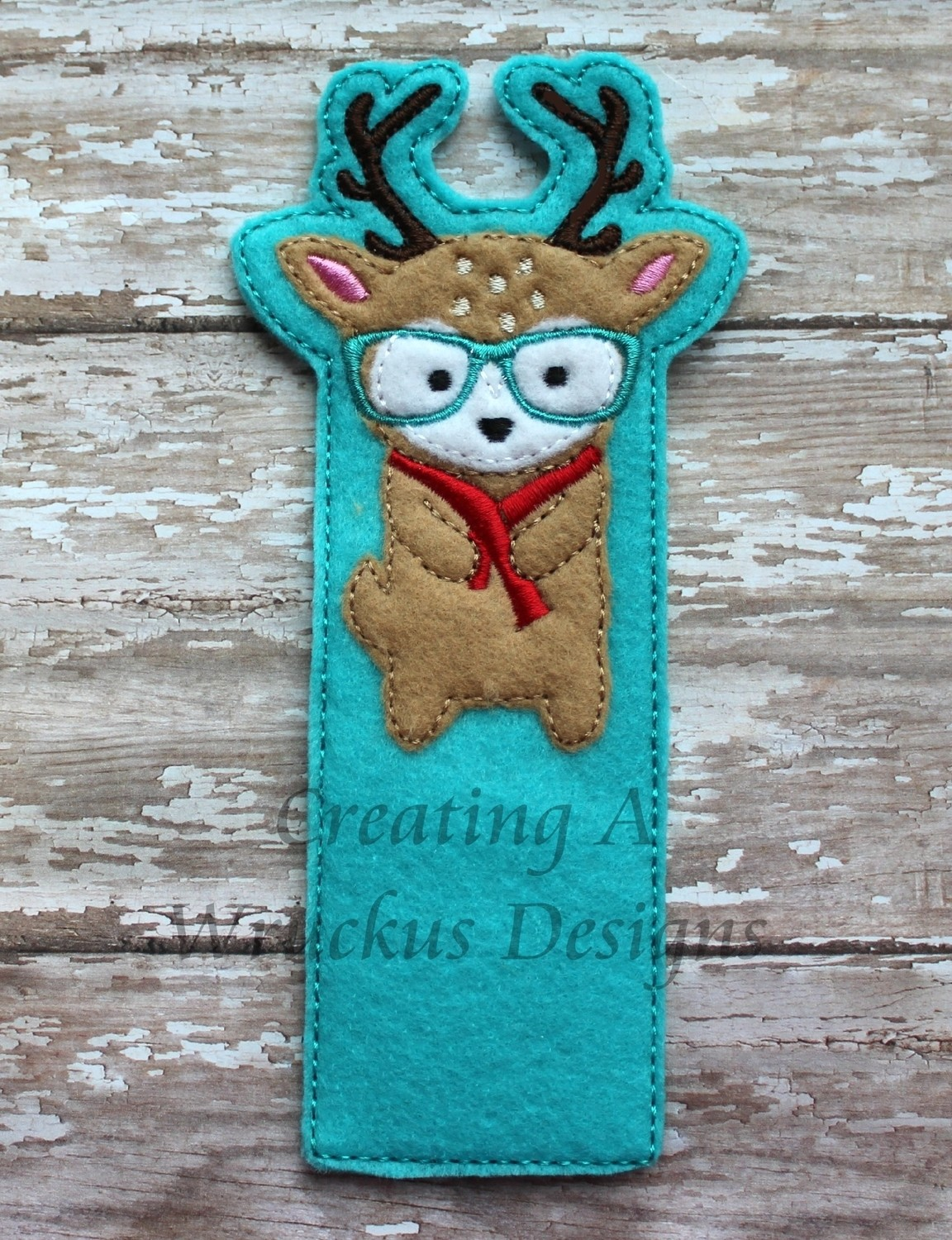 Deer Bookmark