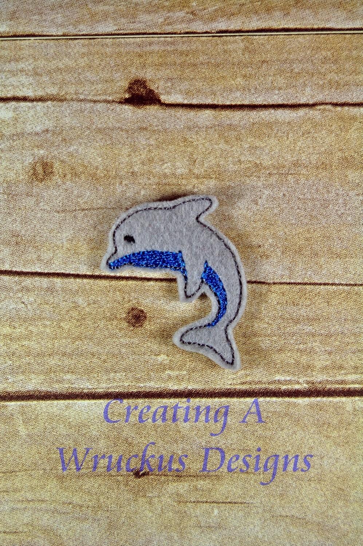 Dolphin Feltie