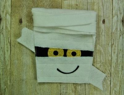 Mummy Flap Halloween Bag