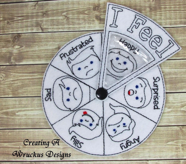 Emotion Wheel Board