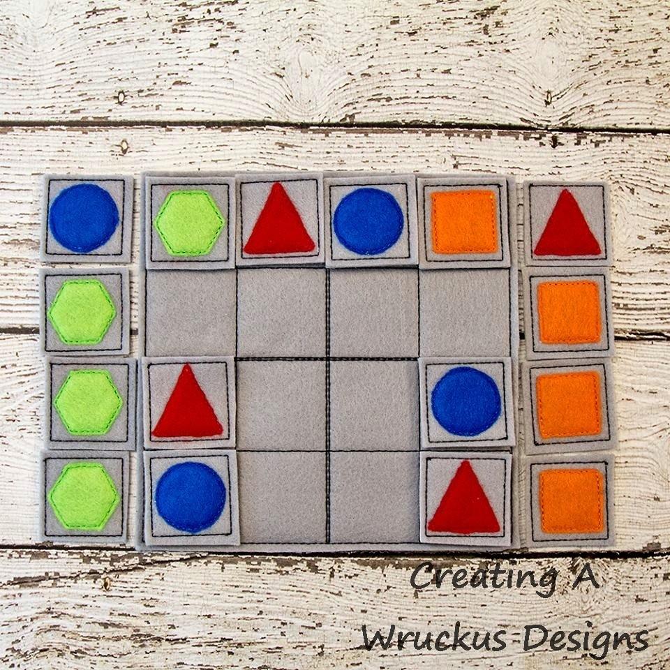 Shape Sudoku 4 Squares