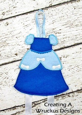 Cinderella Bow Holder