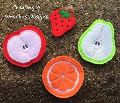 Fruit Set One