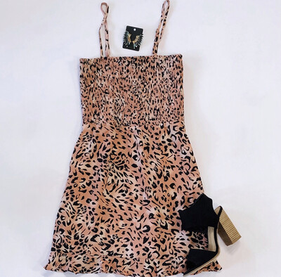 Halle Kitty Dress
