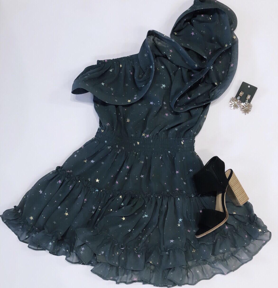 Sofia Galaxy Dress