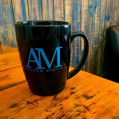 AM Logo 14oz Mug