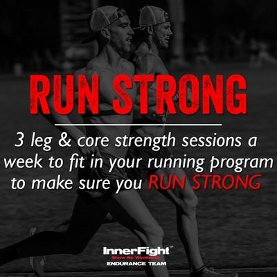 Run Strong - Month 1,2 & 3