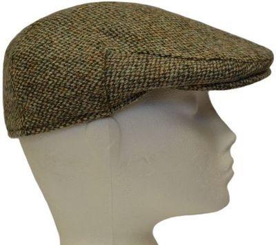 e975ed1f Harris Tweed Flat Cap | BC2
