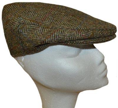 2db96715 Harris Tweed Flat Cap |HB55 GC