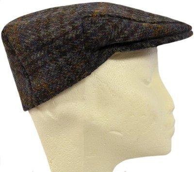 4af780d2fc5 Harris Tweed Flat Cap
