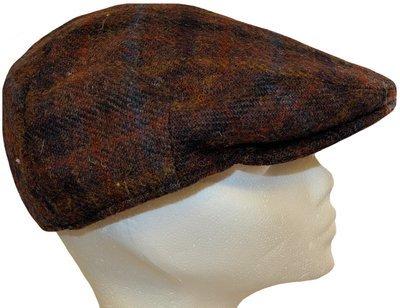 7b78931d4307f Harris Tweed Flat Cap