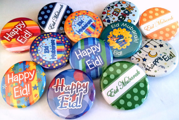 Ramadan & Eid Badges