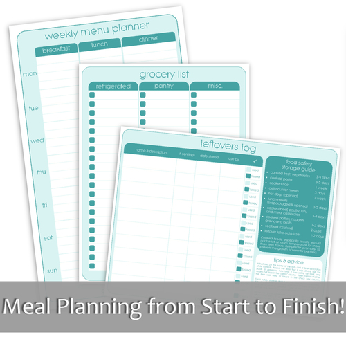 Ultimate Meal Planning Set