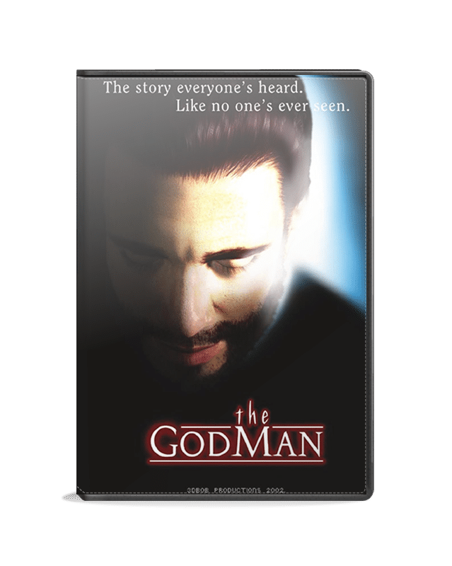 The God Man DVD
