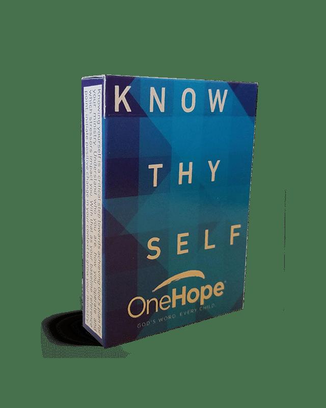 Know Thyself Cards