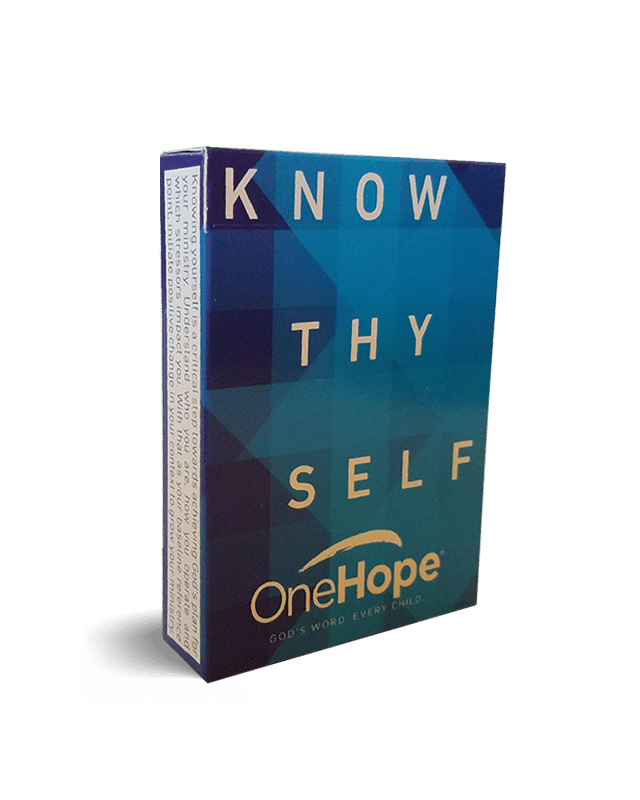 Know Thyself Cards