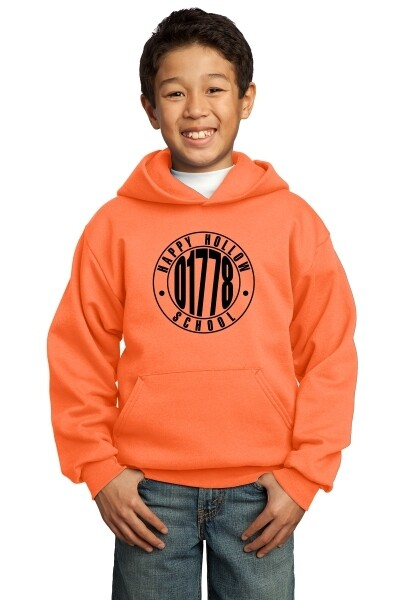 Happy Hollow Pull-over Hoodie