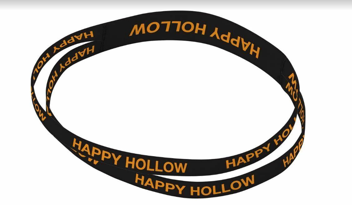 Happy Hollow Headband