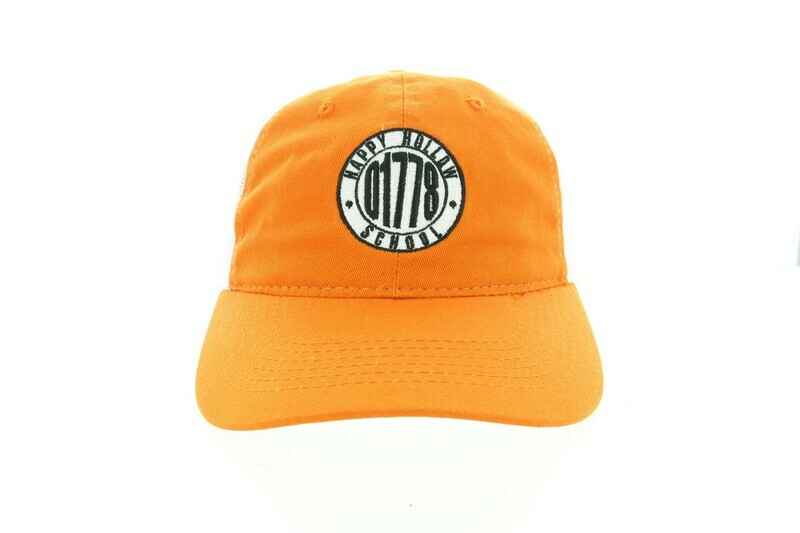 Happy Hollow Twill Washed Trucker Hat