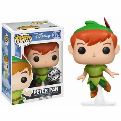 Funko Pop! Disney Peter Pan #279 (Flying)