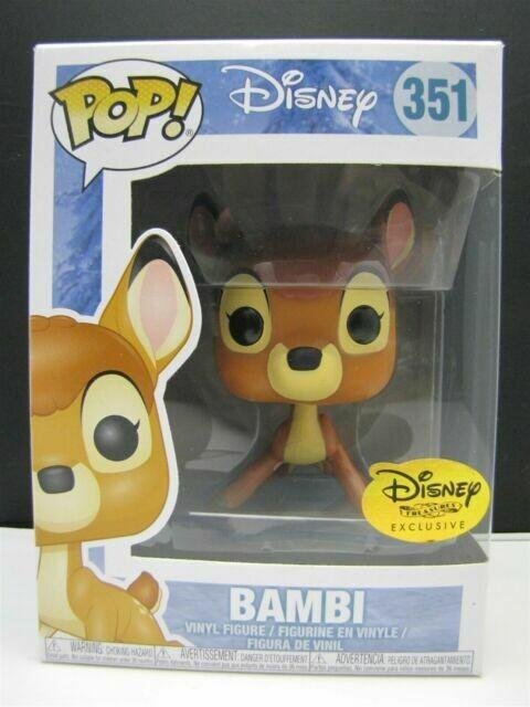 Funko Disney Treasures Exclusive- BAMBI