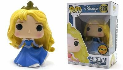 Funko Disney Sleeping Beauty Aurora Pop! Vinyl Figure Chase Chaser Variant