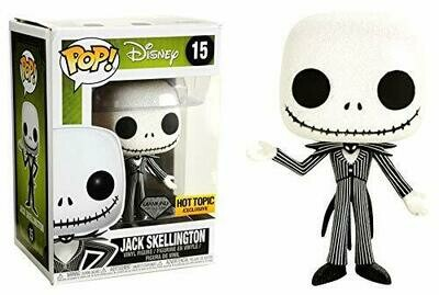 Funko Limited Edition POP! Disney: Jack Skellington [Diamond Collection] #15 - Hot Topic Exclusive!