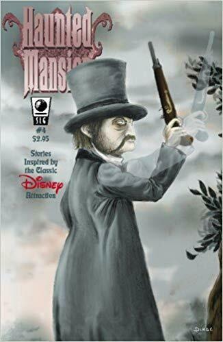 Haunted Mansion #4 Jennifer de Guzman
