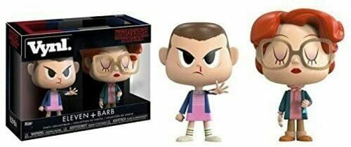 Funko Vynl Stranger Things - Eleven and Barb Collectibles Figures