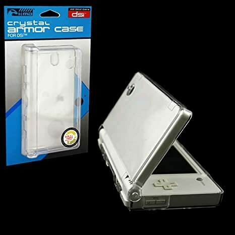 KMD Crystal Armor Case For Nintendo DSi, Clear [video game]