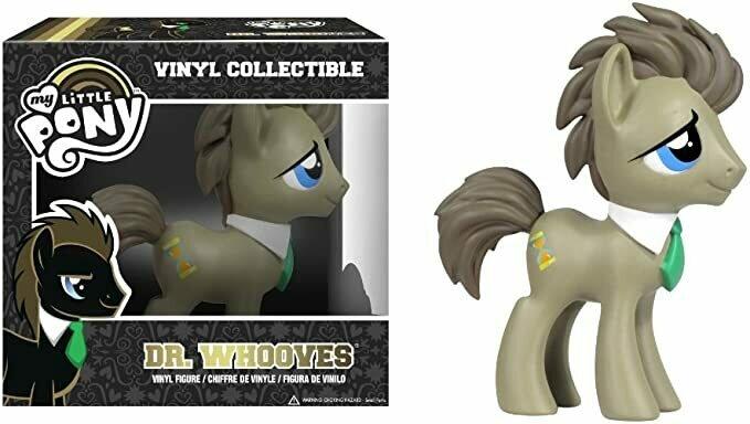 Funko My Little Pony: Dr. Whooves Vinyl Figure