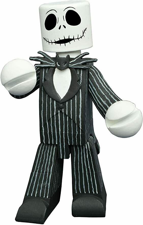 Diamond Select Toys The Nightmare Before Christmas: Jack Skellington Vinimate Vinyl Figure