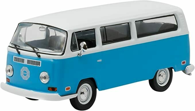Greenlight Hollywood Lost (TV Series, 2004-10) 1971 Volkswagen Type 2 Vehicle, Blue/White Roof