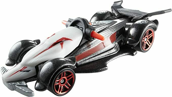 Hot Wheels Star Wars Rebels The Inquisitor Character Car