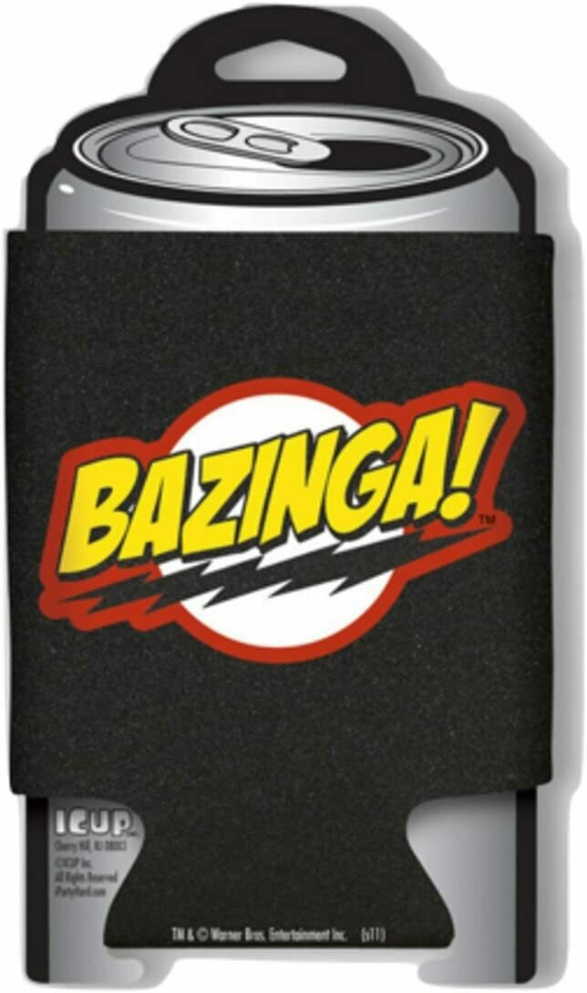 Bazinga! Big Bang Theory Can Cooler
