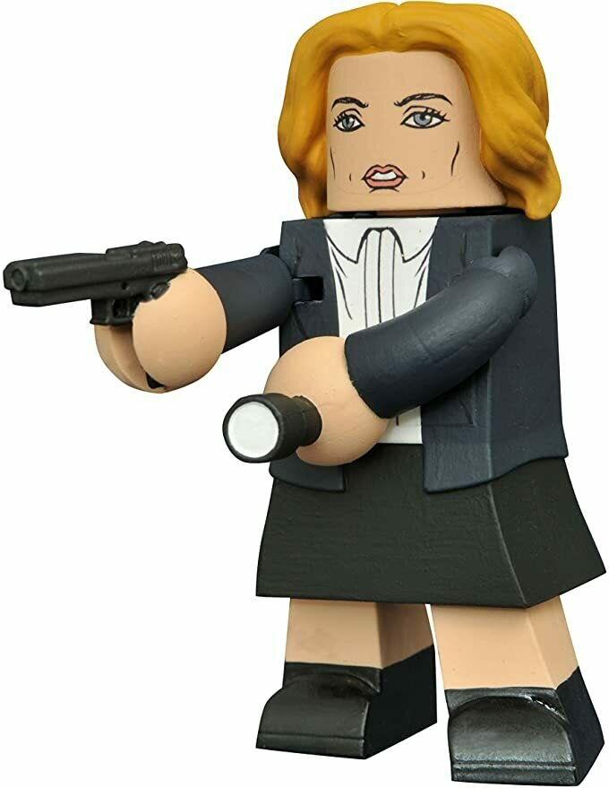 Diamond Select Toys The X-Files (2016): Scully Vinimate Action Figure