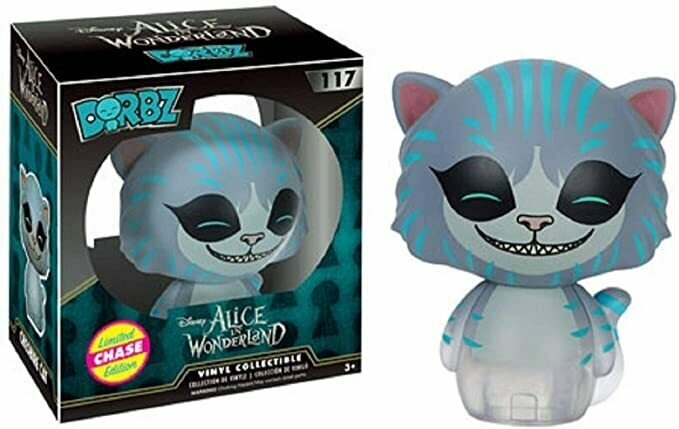 Funko Dorbz: Alice in Wonderland - Cheshire Cat (Disappearing Chase Variant)