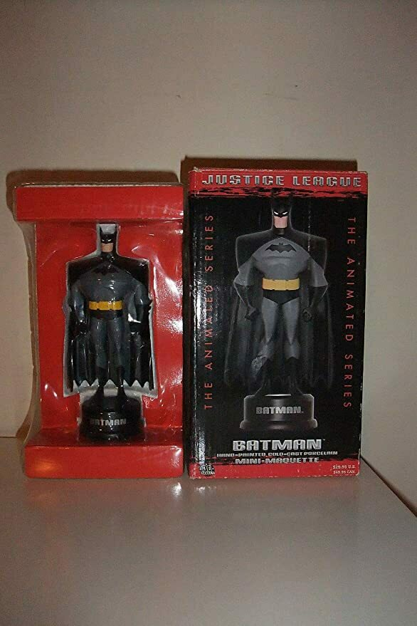 Justice League Batman Mini Maquette Statue