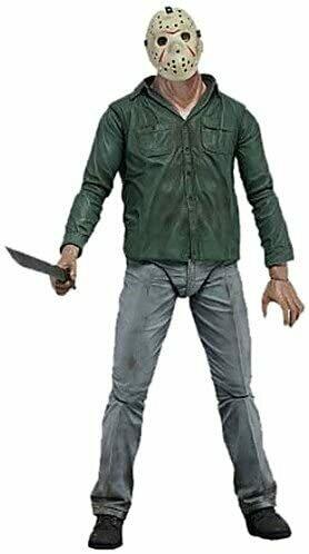 "NECA Friday the 13th Series 1 - Jason Part 3 Regular - 7"" Action Figure"
