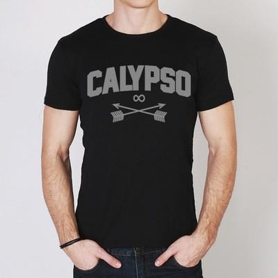 THE KOREA - футболка CALYPSO (черная)