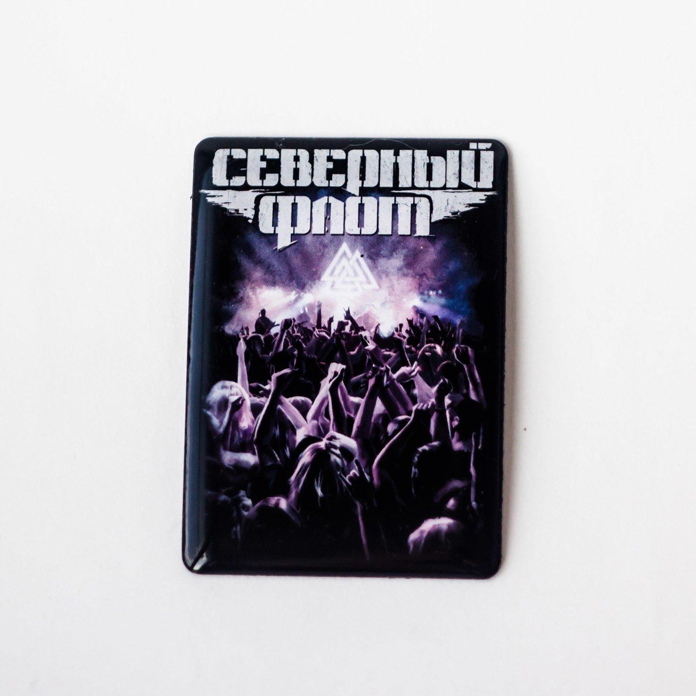 """Магнит объемный """"Live"""""""