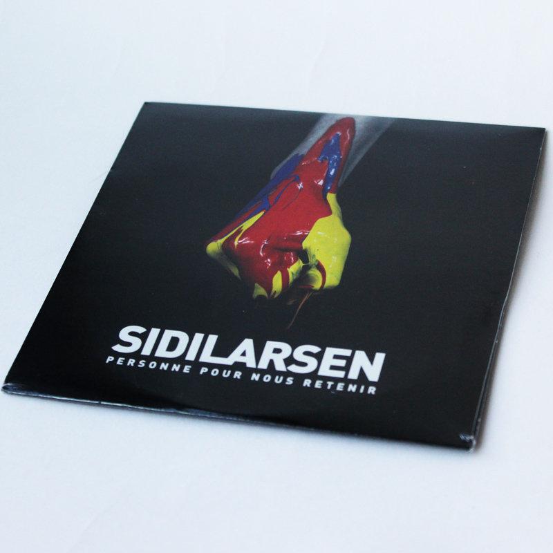"""CD SIDILARSEN """" Personne pour nous retenir (EP)"""" 2012 (конверт)"""