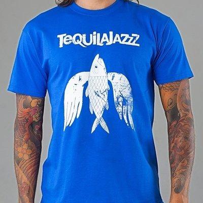TEQUILAJAZZZ - футболка мужская