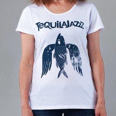 TEQUILAJAZZZ - футболка женская